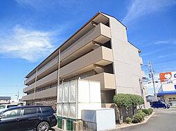 ビバリーマンション3[3階]の外観