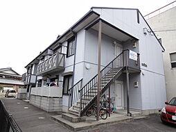 滋賀県守山市吉身2丁目の賃貸アパートの外観
