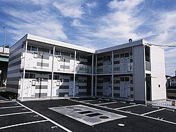レオパレスマンリィ[2階]の外観