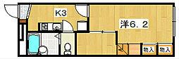 レオパレスPeaceful[2階]の外観