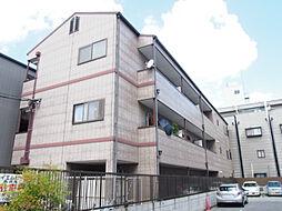 旭ハイツII[2階]の外観
