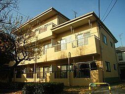 東京都府中市南町6丁目の賃貸マンションの外観