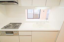 キッチン施工例