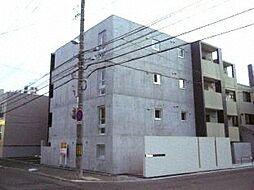 北海道札幌市白石区東札幌一条3丁目の賃貸マンションの外観