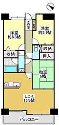 藤和ライブタウン三田4号棟