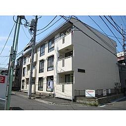 東京都足立区加平1丁目の賃貸マンションの外観