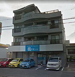 滋賀県草津市野村1丁目の賃貸マンションの外観