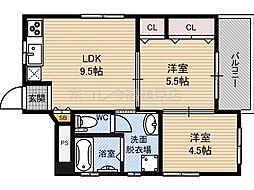 徳庵駅 6.7万円