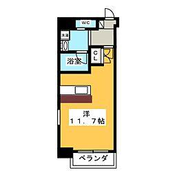 Plan Baim[10階]の間取り