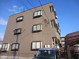 愛知県名古屋市中川区下之一色町字松蔭7丁目の賃貸マンションの外観