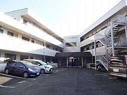 東京都八王子市長房町の賃貸マンションの外観