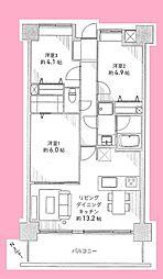 ライオンズプラザ茅ヶ崎駅前 707号室(営業1課)