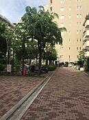 敷地内バイク置き場・駐輪場