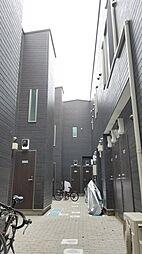 アーツ白金台[101号室]の外観