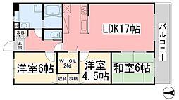 平和通一丁目駅 8.5万円