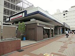 東武野田線柏駅
