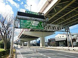 首都高速6号線...