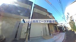 [一戸建] 大阪府大阪市生野区生野西3丁目 の賃貸【/】の外観