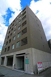 愛知県名古屋市千種区千種通5丁目の賃貸マンションの外観