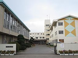 神谷小学校まで...