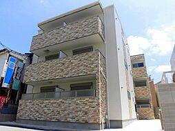 クリエオーレ寺方元町[2階]の外観