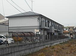 大阪府藤井寺市大井1丁目の賃貸アパートの外観