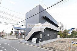 大阪府堺市堺区大浜中町2丁の賃貸アパートの外観