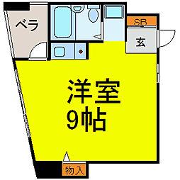 G&Y東桜[603号室]の間取り