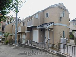 [テラスハウス] 神奈川県川崎市麻生区上麻生6丁目 の賃貸【/】の外観