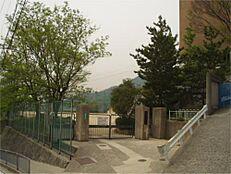 西宮市立苦楽園中学校(823m)