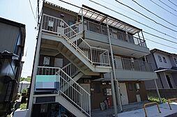 千葉県流山市向小金1丁目の賃貸マンションの外観