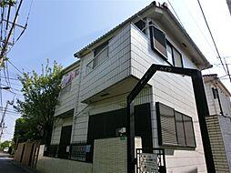 東京都練馬区春日町1丁目の賃貸アパートの外観
