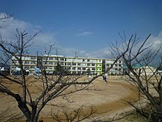 神吉中学校…約700m