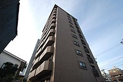 ラルゴ白壁[9階]の外観