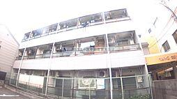 大阪府東大阪市御厨栄町2丁目の賃貸マンションの外観