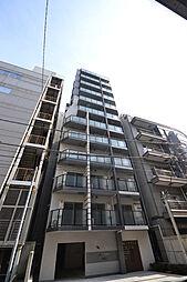 東京都千代田区三崎町2丁目の賃貸マンションの外観