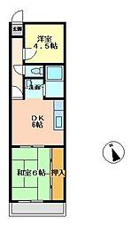 段原一丁目駅 5.5万円