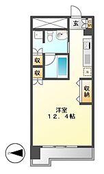 レジディア東桜II[9階]の間取り