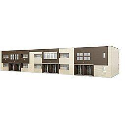 静岡県静岡市清水区長崎新田の賃貸アパートの外観
