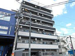 エグゼ大阪城東[502号室]の外観