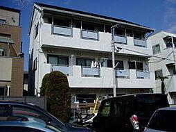 メゾンドリビエール1[2階]の外観