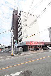 福岡県春日市若葉台東3丁目の賃貸マンションの外観