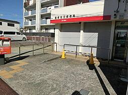 岩田郵便局まで...