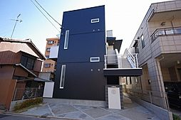 愛知県名古屋市熱田区切戸町3丁目の賃貸アパートの外観
