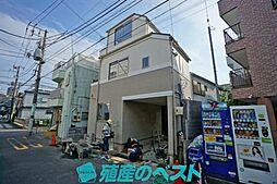 東京都新宿区中井1丁目
