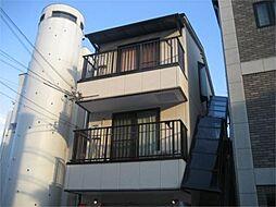 水笠ハイツ[2階]の外観