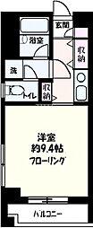 ソフィアヨコハマ[401号室号室]の間取り