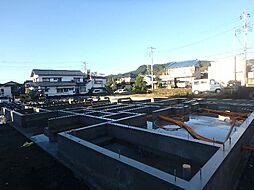 レジデンス西富士宮[2階]の外観