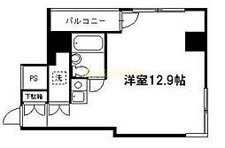 ストーク桜木町[5階]の間取り