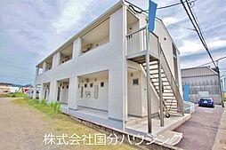 JR日豊本線 隼人駅 3.9kmの賃貸アパート